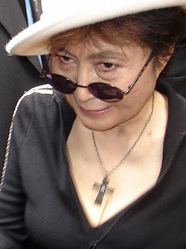 YOKO ONO INTERVIEWED (1992): The yin and yang of Yoko